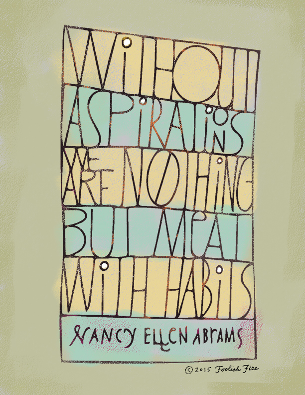 Nancy Ellen Abrams quote